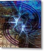 Enchanted Now Metal Print