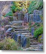 Enchanted Stairway Metal Print