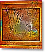 Encounter With The 5th Dimension Metal Print