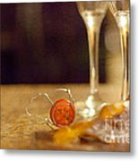 End Of The Celebration Metal Print by Kay Pickens