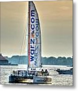 End Of The Tour Back To Shore Metal Print