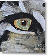 Endangered Eye I Metal Print