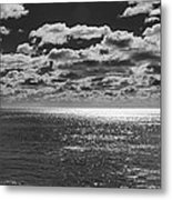Endless Clouds II Metal Print by Jon Glaser