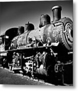 Engine 1215 Metal Print
