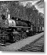 Engine 4039 Metal Print