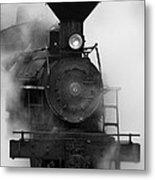 Engine No. 6 Metal Print