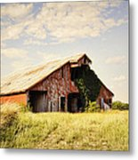 Englewood Barn Metal Print