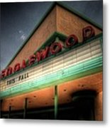 Englewood Theater 4507 Metal Print