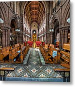 English Church Metal Print