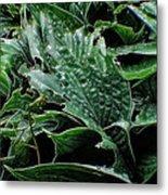 English Country Garden - Series V Metal Print