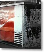 Enjoy Coca Cola  Metal Print