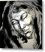 Enlightenment Metal Print by Natalie Holland