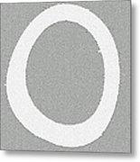 Enso 01 Metal Print