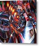 Enter Relhom Fx  Metal Print