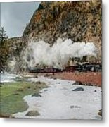 Entering Cascade Canyon Metal Print