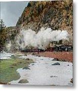 Entering Cascade Canyon Metal Print