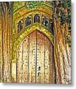 Entrance To Middle Earth Metal Print