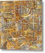 Entropia Metal Print