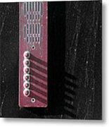 Entry Phone 3 Metal Print