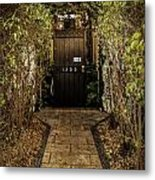 Entry To 1350 Metal Print