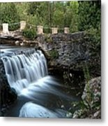Eramosa River Rockwood On Metal Print