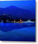 Eretria By Sea Metal Print