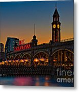 Erie Lackawanna Metal Print