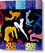 Erotic Matisses - Limited Edition 2 Of 8 Metal Print