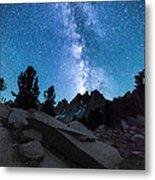 Eruption Of The Milky Way Metal Print