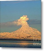 Eruption Metal Print