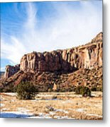 Escalante Canyon Metal Print