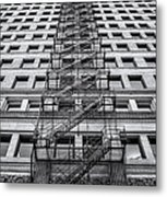 Escape Metal Print by Scott Norris