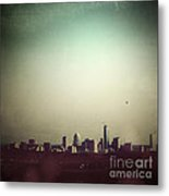 Escaping The City Metal Print