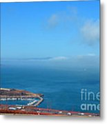 Escobedo Bay  -2 Metal Print