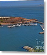 Escobedo Bay Metal Print