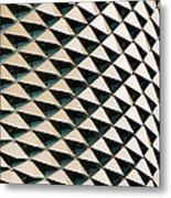 Esplanade Theatres Roof 06 Metal Print