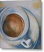 Espresso 2 Metal Print