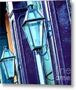 Essence Of New Orleans Metal Print