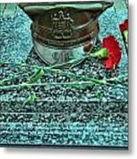 Essex County N J 9-11 Memorial 6  Metal Print