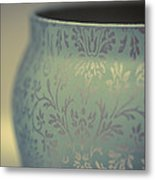 Etched In My Heart Metal Print