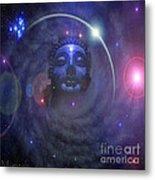 Eternal Buddha Metal Print