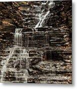 Eternal Flame Waterfalls Metal Print