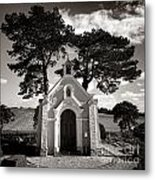 Eternal Rest Metal Print