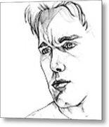 Ethan Hawke Metal Print