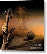 Even Just For One Metal Print by Franziskus Pfleghart