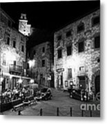Evening In Tuscany Metal Print