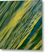 Evening Is Coming Metal Print