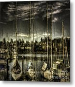 Evening Mood Metal Print