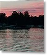 Evening Skies Metal Print by Thomas Fouch