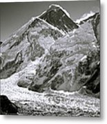 Everest Sunrise Metal Print